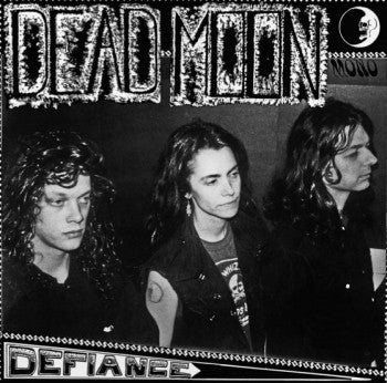 DEAD MOON - Defiance LP / CD