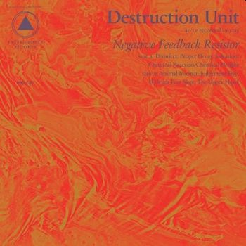 DESTRUCTION UNIT - Negative Feedback Resistor LP