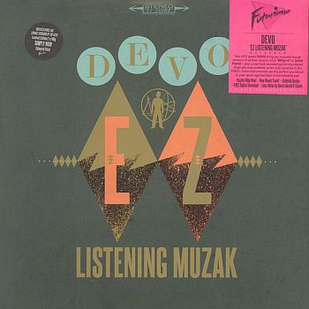 DEVO - EZ Listening Muzak 2LP