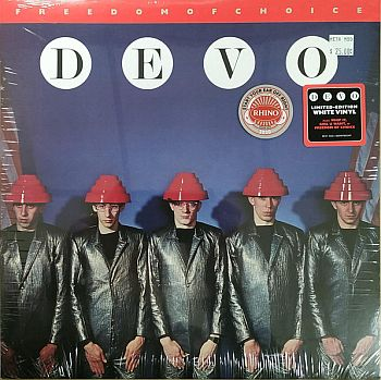 DEVO - Freedom of Choice LP (colour vinyl)