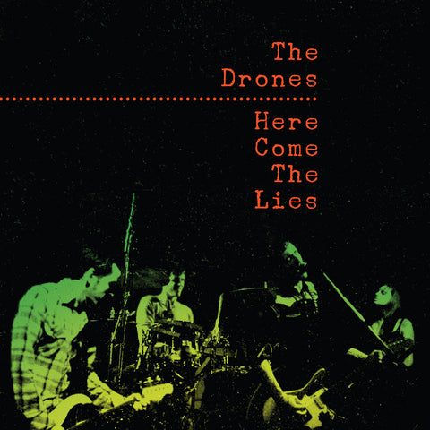 DRONES - Here Come The Lies 2LP / CD