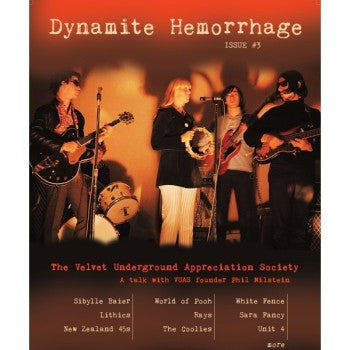 DYNAMITE HEMORRHAGE magazine - issue #3