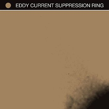 EDDY CURRENT SUPPRESSION RING - s/t LP / CD