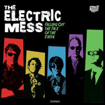 ELECTRIC MESS - Falling Off The Face Of The Earth LP