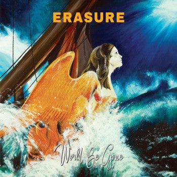 ** FLASH SALE ** ERASURE - World Be Gone LP
