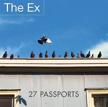 EX, THE - 27 Passports LP