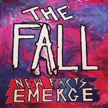 ** FLASH SALE ** FALL, THE - New Facts Emerge 2 x 10""