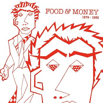 FOOD AND MONEY - 1979-1982 LP