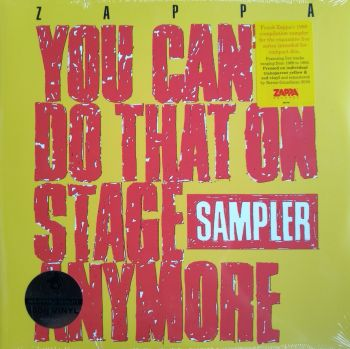FRANK ZAPPA – You Can't Do That On Stage Anymore 2LP (RSD 2020)