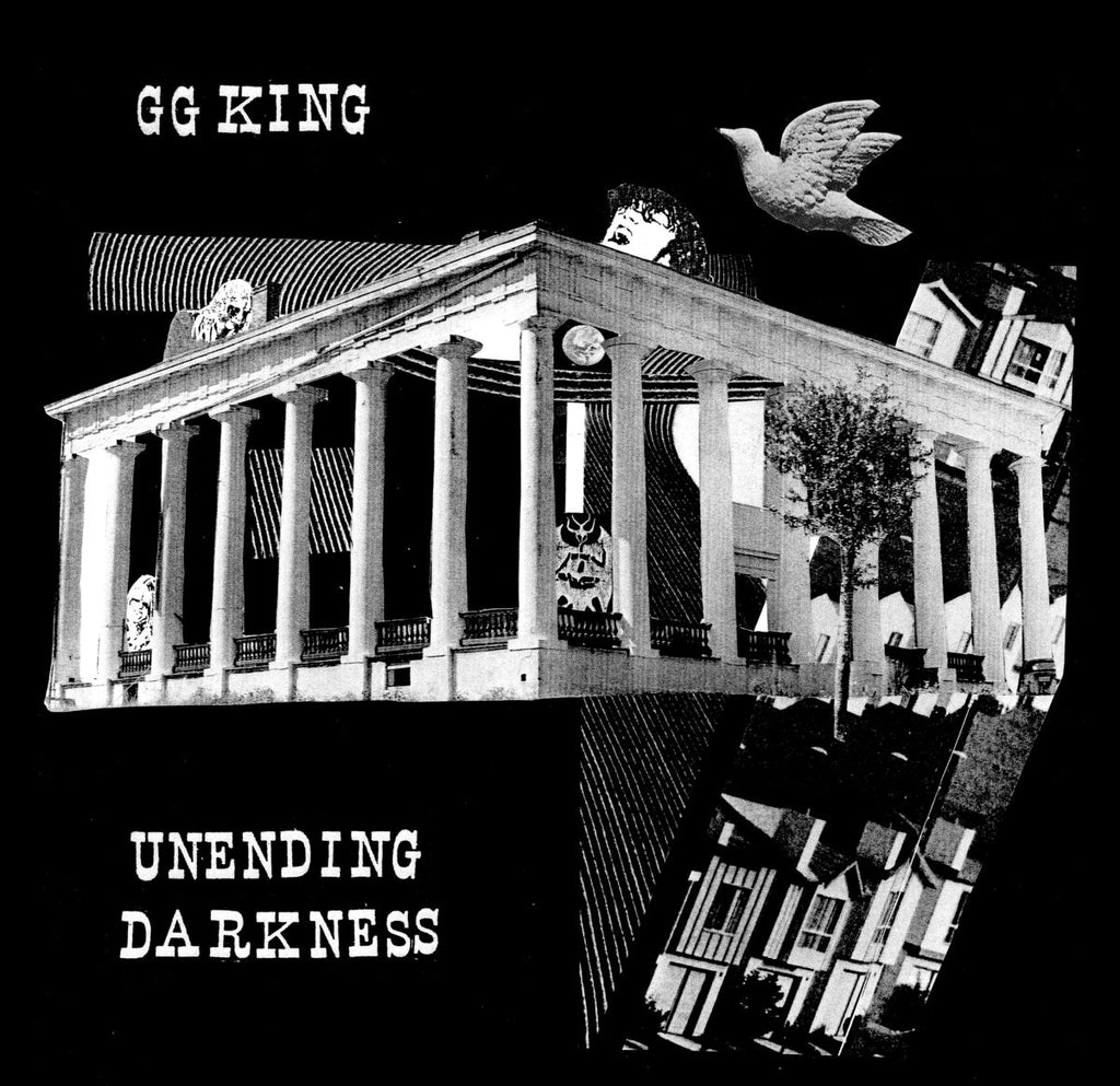 GG KING - Unending Darkness LP
