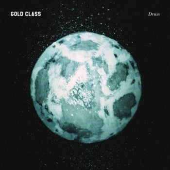 GOLD CLASS - Drum LP (white vinyl - first pressing)