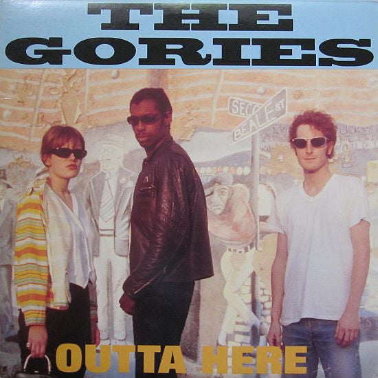 GORIES - Outta Here LP