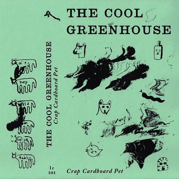 COOL GREENHOUSE - Crap Cardboard Pet 10""