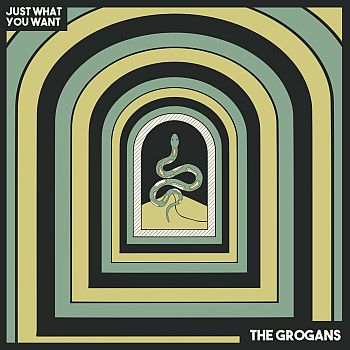 GROGANS - Just What You Want LP