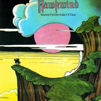 HAWKWIND - Warrior On The Edge of Time LP