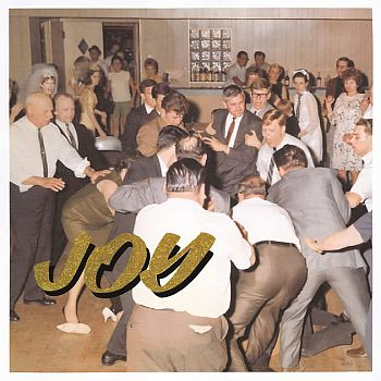 * PREORDER * IDLES - Joy As An Act Of Resistance LP (deluxe edition)