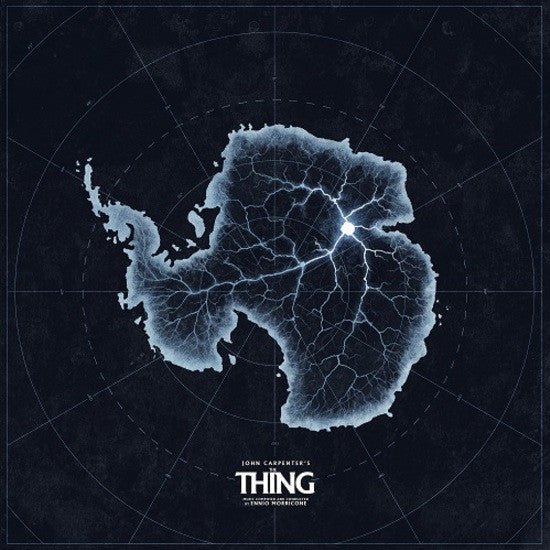 THING OST by Ennio Morricone LP