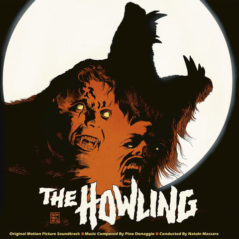 ** FLASH SALE ** HOWLING OST by Pino Donaggio LP