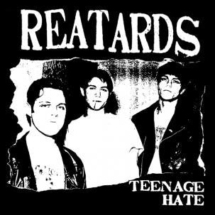 REATARDS - Teenage Hate 2LP
