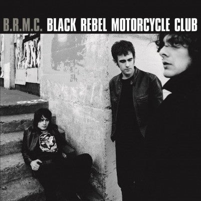 BLACK REBEL MOTORCYCLE CLUB - BRMC 2LP