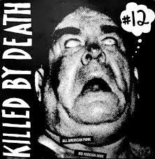 v/a- KILLED BY DEATH #12 LP
