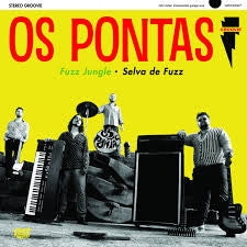 OS PONTAS - Fuzz Jungle LP