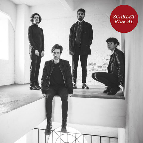 ** FLASH SALE ** SCARLET RASCAL - s/t LP