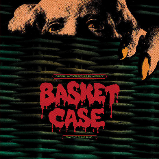 BASKET CASE OST by Guy Russo LP
