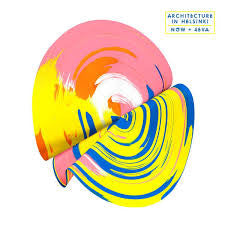 ARCHITECTURE IN HELSINKI - Now + 4Eva LP