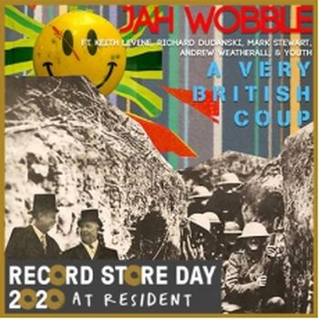 "JAH WOBBLE – A Very British Coup 12"" (RSD 2020)"