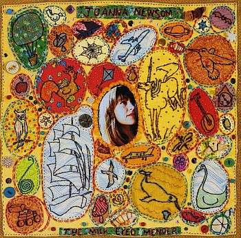 JOANNA NEWSOM - Milk-Eyed Mender LP