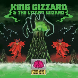 KING GIZZARD AND THE LIZARD WIZARD -  I'm In Your Mind Fuzz LP - (Magentan Invasion edition)