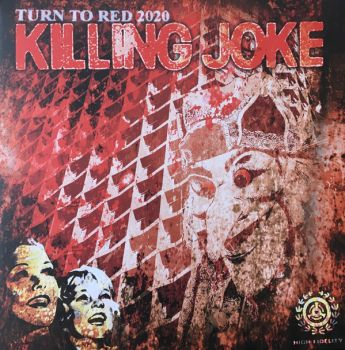 "KILLING JOKE – Turn To Red 2020 12"" (RSD 2020)"
