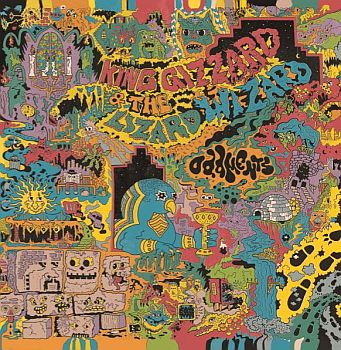 KING GIZZARD AND THE LIZARD WIZARD - Oddments LP (colour vinyl) / CD