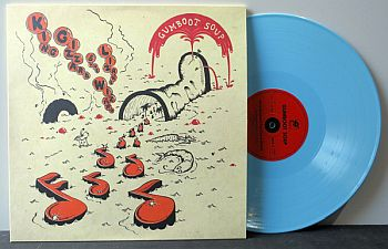 KING GIZZARD AND THE LIZARD WIZARD - Gumboot Soup LP (colour vinyl)