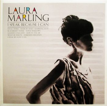 LAURA MARLING - I Speak Because I Can LP