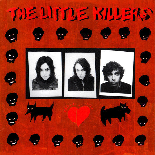 LITTLE KILLERS - s/t LP