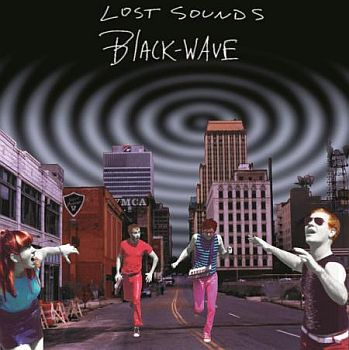 ** FLASH SALE ** LOST SOUNDS - Black-Wave 2LP