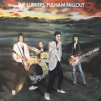 LURKERS - Fulham Fallout LP (RSD 2018)