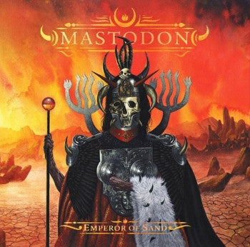 MASTODON - Emporer Of Sand 2LP