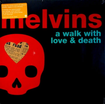 MELVINS - A Walk With Love & Death 2LP