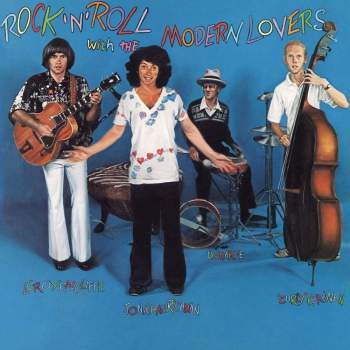 MODERN LOVERS - Rock 'n' Roll With The LP (colour vinyl)