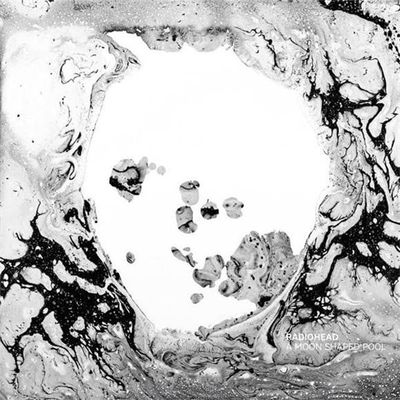 RADIOHEAD - A Moon Shaped Pool 2LP
