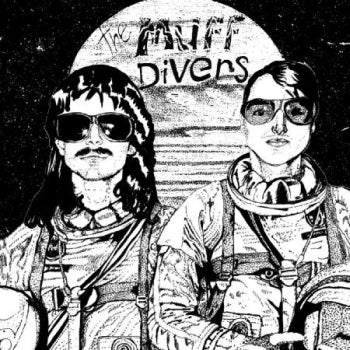 MUFF DIVERS - Dreams Of The Gentlest Textures LP