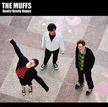 MUFFS - Really Really Happy LP