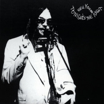 NEIL YOUNG - Tonight's The Night LP