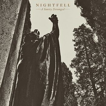 NIGHTFELL - A Sanity Deranged LP (colour vinyl)