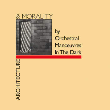 ORCHESTRAL MANOEUVRES IN THE DARK - Architecture and Morality LP