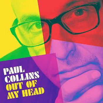** FLASH SALE ** PAUL COLLINS - Out Of My Head LP