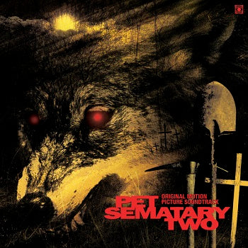 PET SEMATARY II OST - by Mark Governor 2LP